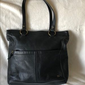 "The Sak ""Iris"" Leather Tote"